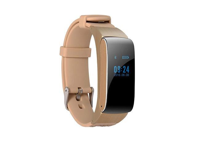 Fitness Tracker Watch for Android Pedometer Sleep Monitor Track Calories  Burning 1 Watch 2 Use Easy Detachable Bluetooth Headset Phone Mate Sync  Phone