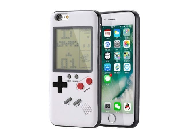 wholesale dealer 7c404 c9a64 Zgeer iPhone 6/6s Plus Game Case Game-Boy Tetris iPhone Case Shell TPU  Silicone Protective Cover Retro Gameboy Case for iPhone 6 Plus/6s Plus - ...