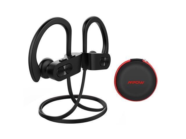 Mpow Bluetooth Headphones, IPX7 Waterproof In-ear Earbuds, Wireless Sports Earphones for Gym Running Cycling Workout
