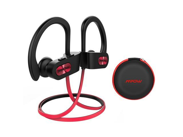 Mpow Flame Bluetooth Headphones, Waterproof IPX7, HiFi Stereo, In-Ear Wireless Earbuds w/ Mic, Case, 7-9 Hrs Playing Time, CVC6.0 Noise Cancelling Headsets