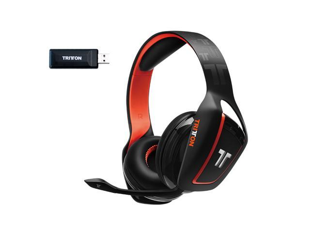 TRITTON ARK 200 Wireless Bluetooth Gaming Headset with USB Audio Adapter  and LED Lights Compatible for 2c579886d0e3