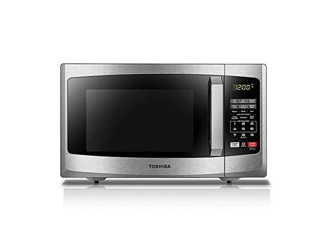 Toshiba Em925a5a Ss Microwave Oven With Sound On Off Eco