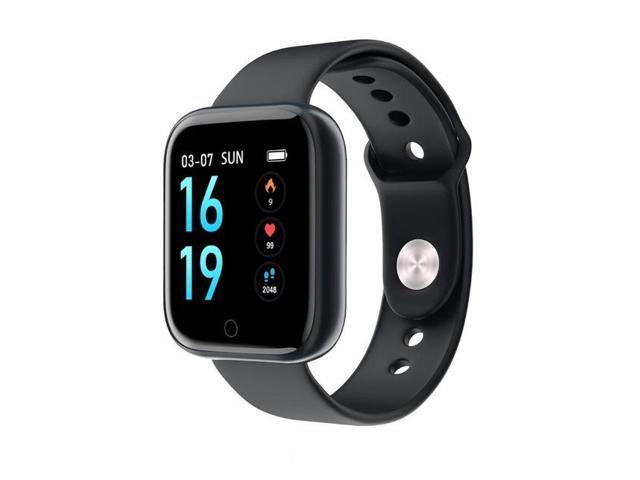 Fashion T80 Smart Watch Women Men Sports Waterproof Bracelet - Sale: $25.66 USD