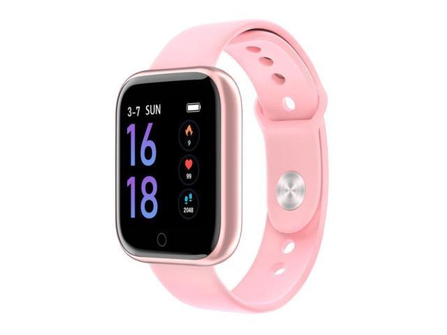 Fashion T80 Smart Watch Women Men Sports Waterproof Bracelet - Sale: $25.88 USD