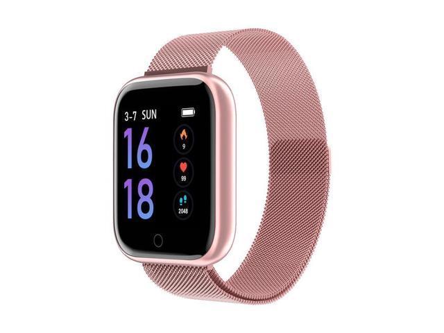 Fashion T80 Smart Watch Women Men Sports Waterproof Bracelet - Sale: $30.55 USD