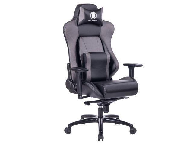 Incredible Killabee Big And Tall 400Lb Memory Foam Gaming Chair Adjustable Back Angle Lumbar Support And 3D Arms Ergonomic High Back Pu Leather Racing Pdpeps Interior Chair Design Pdpepsorg