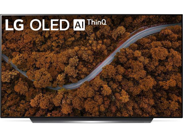 "LG OLED65CXPUA Alexa Built-in CX Series 65"" 4K Ultra HD Smart OLED TV (2020 Model)"