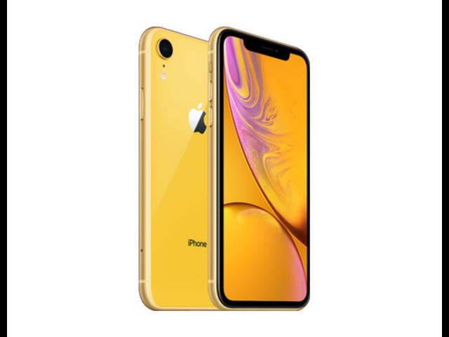 Apple iPhone XR 64gb - Yellow - Unlocked - One Year Warranty - Newegg com
