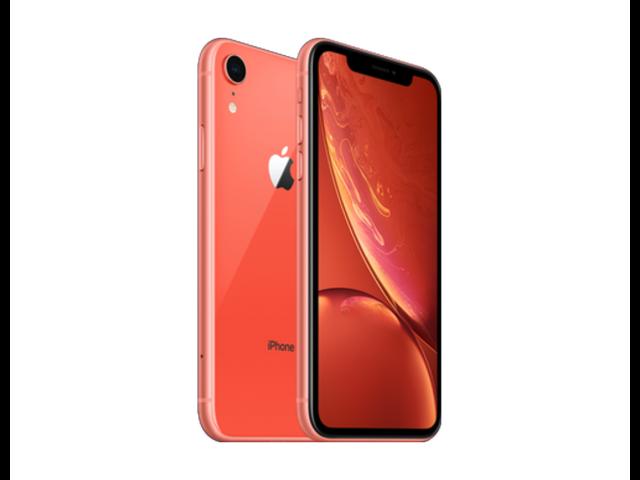 Apple iPhone XR 128gb - Coral - Unlocked - One Year Warranty - Newegg com