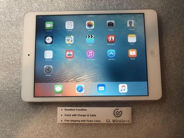 Apple iPad mini 1st Gen 16GB Wi-Fi 7.9in NOT WORKING ***READ***