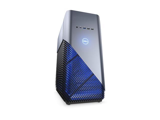 Dell Inspiron 5680 Gaming Desktop i5680-5156BLU-PUS Intel Core i5-8400 2.8GHz 8GB DDR 1TB SATA HDD NVIDIA GeForce GTX 1060 3GB GDDR5 Windows 10 - Recon Blue