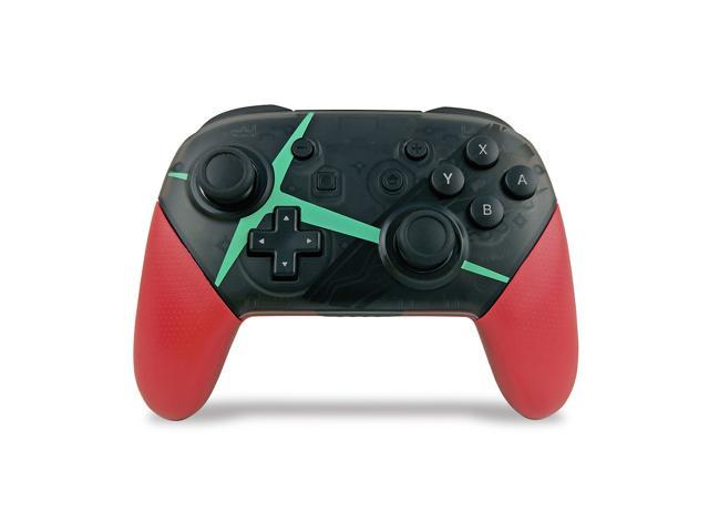 Bluetooth Wireless Pro Controller Gamepad Joystick Support