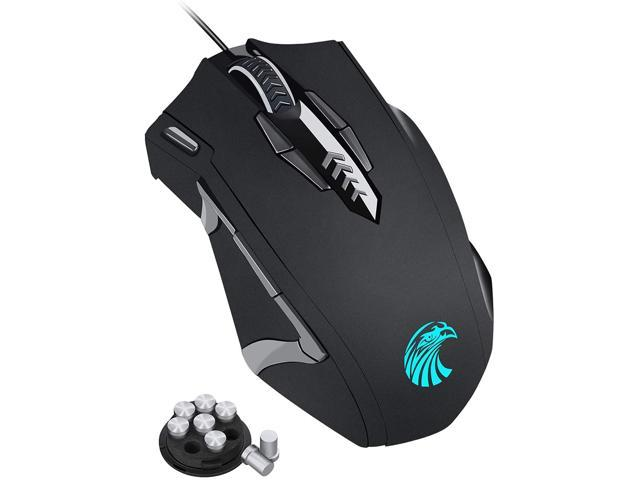 Gaming Mouse Wired, 13 Programmable Buttons (8+5 Side Buttons), - Sale: $35.99 USD