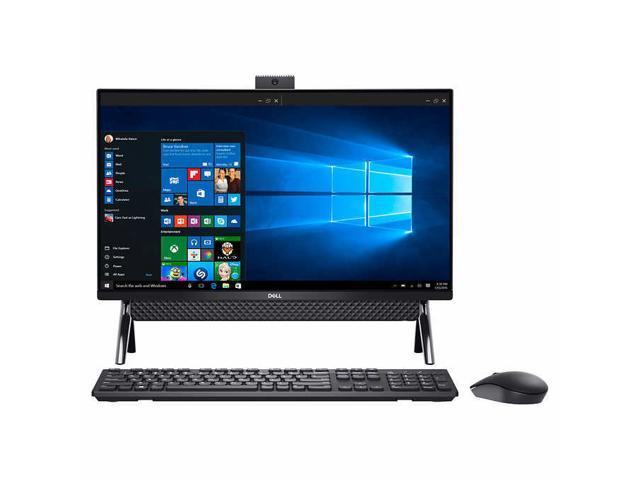 "2020 Dell Inspiron 24 5000 5490 All-in-one Computer, 23.8"" FHD Touchscreen, 10th Gen Intel Core i3-10110U, 32GB RAM, 1TB SSD, Maxx Audio Pro Pop-Up Webcam Win 10"