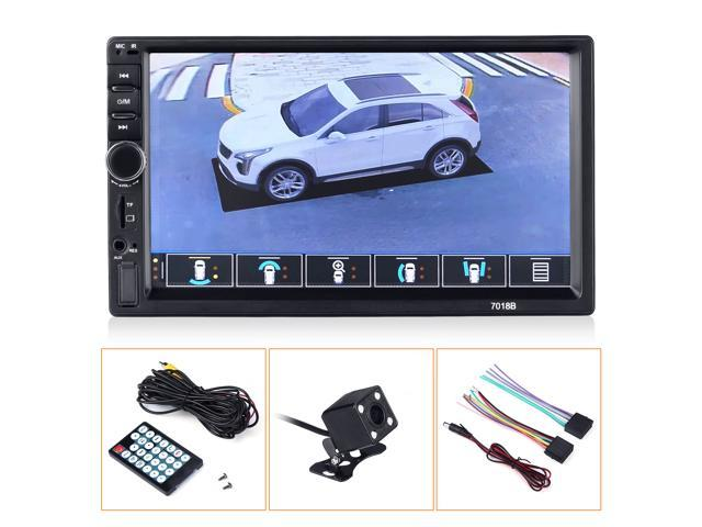 """FirstPower 7"""" Double 2DIN Car MP5 Player Bluetooth Touch Screen - Sale: $39.99 USD (9% off)"""