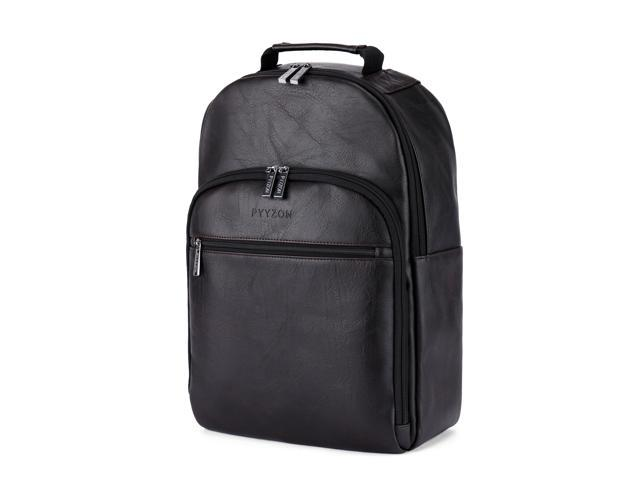 Laptop Backpack Business Backpack For Men /Women Leather 15.6 - Sale: $35.99 USD