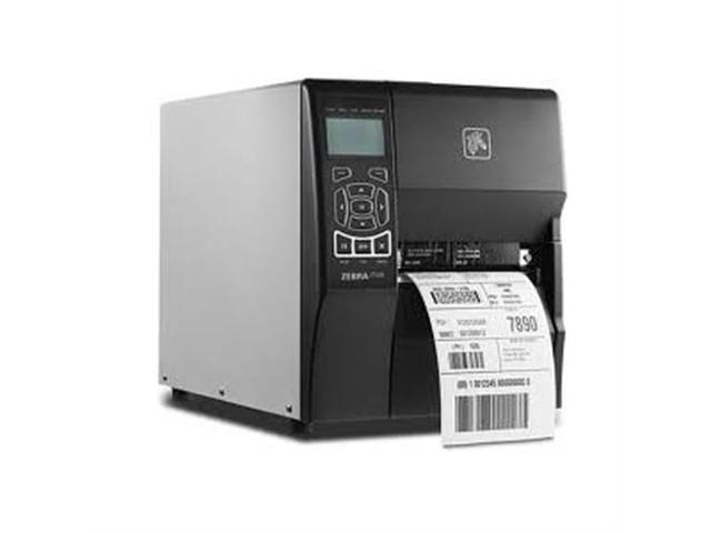"Zebra ZT230 4"" Industrial Direct Thermal Label Printer, LCD, 203 dpi,  Serial, USB, ZPL, EPL, EPL2, XML Support - ZT23042-D01000FZ - Newegg com"