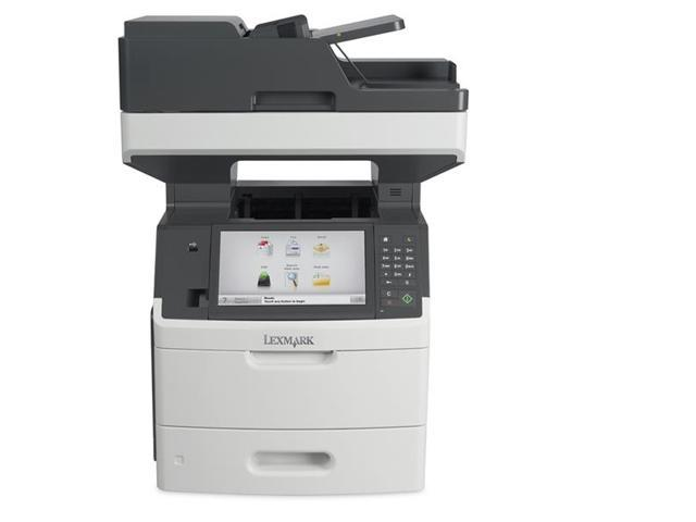 DRIVERS FOR LEXMARK MS610DTE MFP