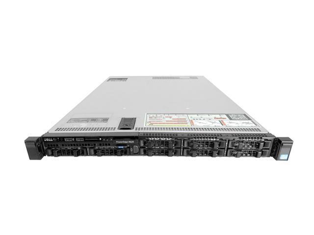 Dell PowerEdge R720 16-Bay SFF 2U Server, 2x E5-2670 2 6GHz 8C, 16GB DDR3,  2x 800GB SSDs, PERC H310, iDRAC 7 Express, 2x 750W PSUs, Rails - Newegg com