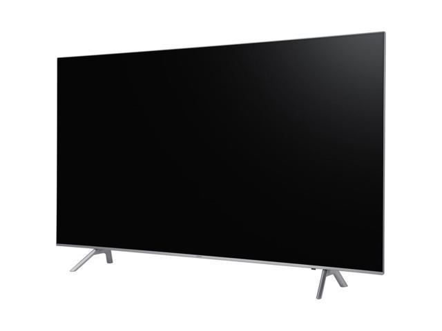 Refurbished: Samsung Q6F QN75Q6FNAF 75-inch 4K Ultra HD LED Smart TV - 3840  x 2160 - 240 Motion Rate - Q HDR - Wi-Fi - HDMI - Newegg com