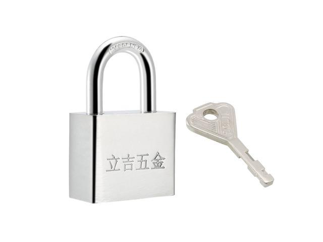 Ass on steel padlock covers