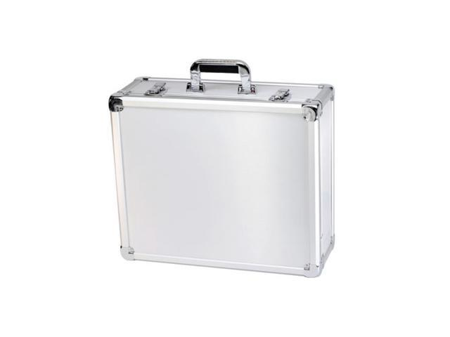 TZ Case EXC-118 S Aluminum Packaging Case, Silver - 7.375 x 16 x 19 in.