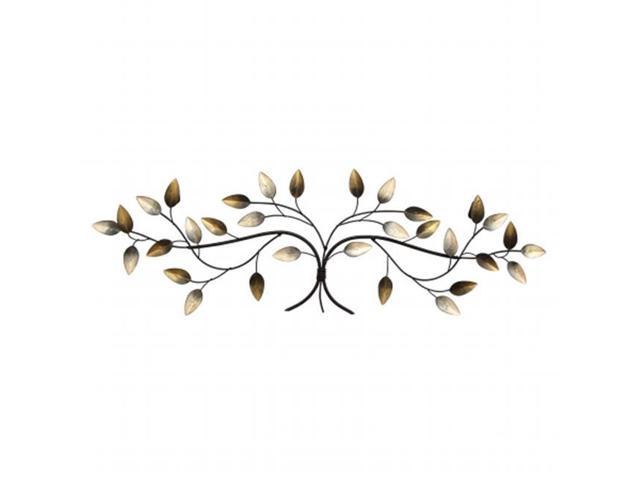Stratton Home Decor S01356 Over The Door Blowing Leaves