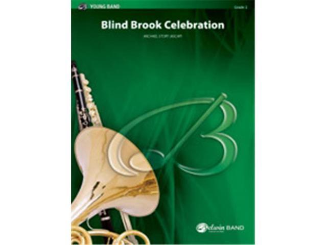 Alfred 00-42167S Blind Brook Celebration - Conductor Score ...