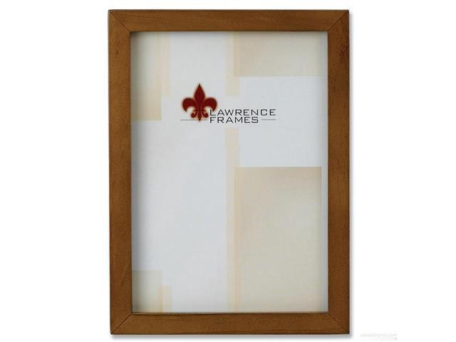 Lawrence Frames 766081 85 X 11 Nutmeg Wood Frame Neweggcom