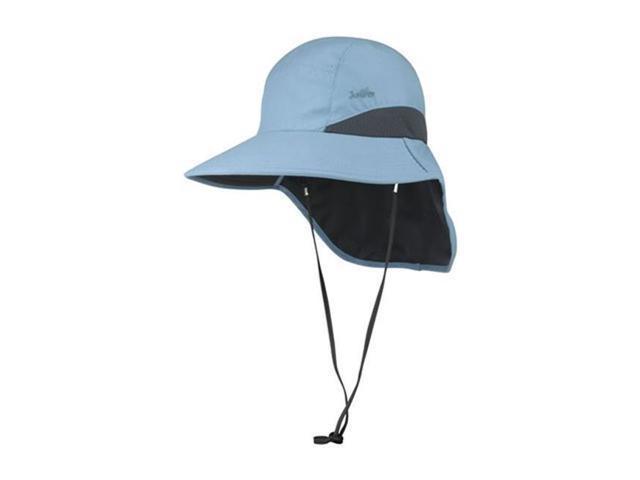 50184a24e Juniper J7249 Womens Microfiber UV Large Bill Cap, Smokey Blue - Newegg.com