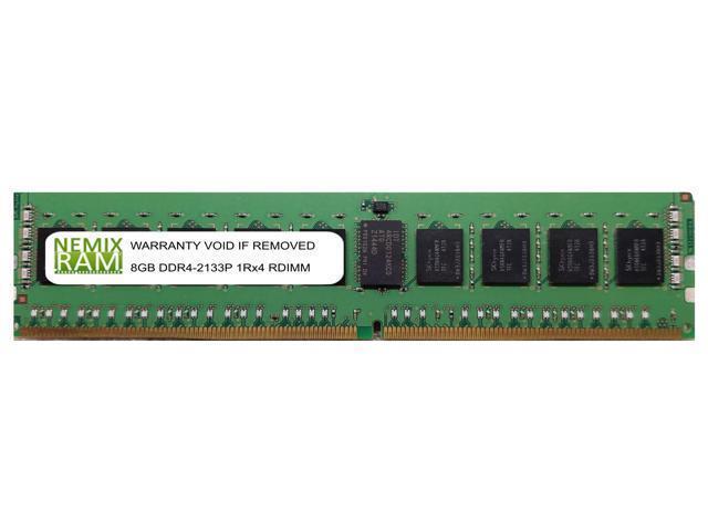 Cisco UCS-MR-1X081RU-A 8GB (1 x 8GB) PC4-2133 ECC Registered RDIMM Memory  for Cisco UCS C-Series C240 M4 - Newegg com
