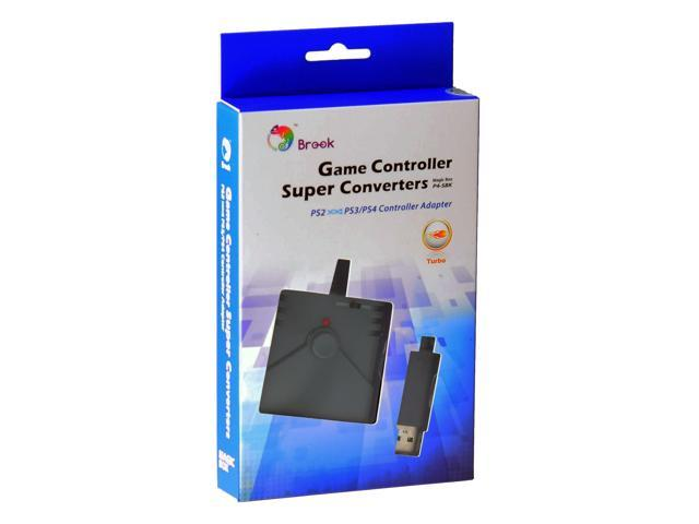 Brook PS2 to PS3/PS4/PC Game Controller Super Converter USB Adapter -  Newegg com