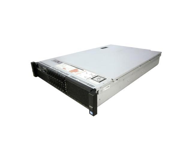 Refurbished: DELL PowerEdge R720 Server 2x 2 20Ghz E5-2660 8C 64GB 2x NEW  800GB SSD Mid-Level - Newegg com