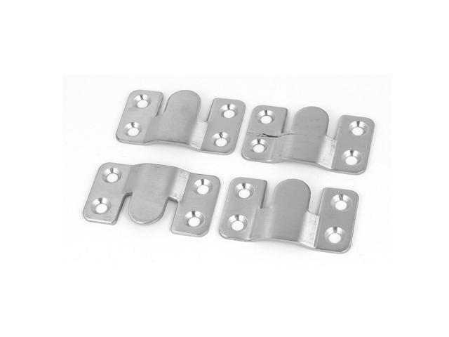 Astounding 53Mm X 30Mm Iron Photo Frame Sofa Sectional Connector Bracket 4Pcs Newegg Com Gmtry Best Dining Table And Chair Ideas Images Gmtryco