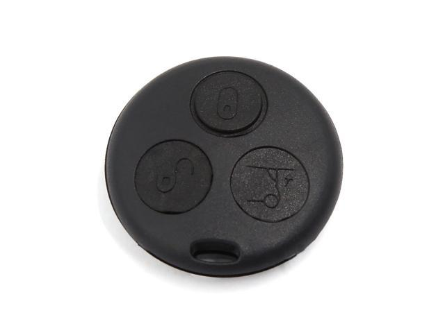 3 Buttons Remote Key Shell Case Replacement Fob Fit SMART Fortwo Mercedes  Benz - Newegg com