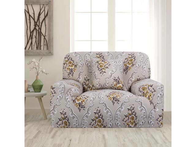 Cool Stretch Sofa Covers Chair Loveseat Couch Sofa Slipcover For 1 2 3 Seats Newegg Com Beatyapartments Chair Design Images Beatyapartmentscom