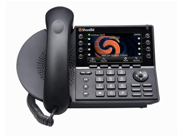 Image result for shoretel business phone