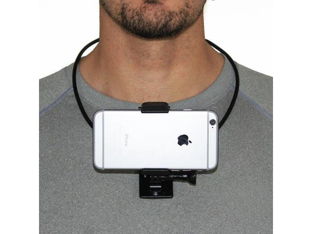 online retailer 32d25 b9b90 Portefeuille Wearable Smartphone Mount with Phone Holder POV For iPhone 7  plus Huawei Meizu Xiaomi Go Pro Gopro Hero Accessories - Newegg.com
