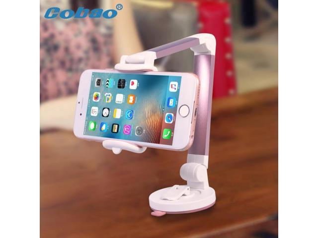 cheap for discount 814bb ae374 Cobao Lazy Flexible Phone Holder for iPhone 7 6 5 Universal Mobile Phone  Holder Stand Desk Mount Holder Stand for Samsung Huawei - Newegg.com
