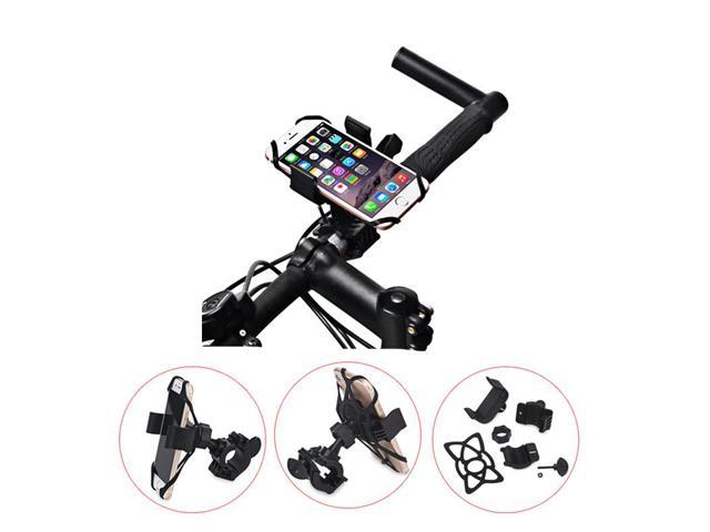 the best attitude 6161d 1fc9d Universal Bike Bicycle Motorcycle Handlebar Mount Holder Mobile Cell Phone  Holder With Silicone Support For iphone 7 plus - Newegg.com