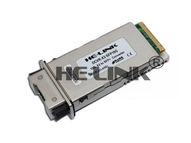 Geniune Cisco CVR-X2-SFP10G OneX Converter Module