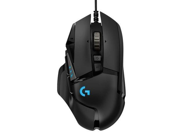 Logitech G502 HERO High Performance Gaming Mouse (910-005469)