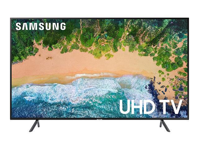 "Samsung UN50NU7100FXZA 50"" 4K UHD HDR Smart TV (2018)"