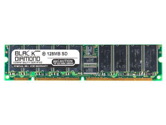 128MB RAM Memory for HP Workstation X-class 164pin PC133 SDRAM UDIMM 133MHz  Black Diamond Memory Module Upgrade - Newegg com