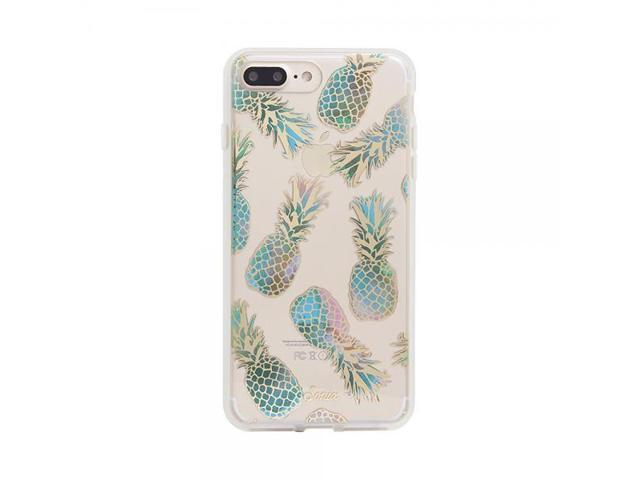 the latest cd039 fe963 iPhone 8 PLUS / 7 PLUS / 6 PLUS, Sonix LIANA TEAL (pineapple) Clear Coat  Cell Phone Case - Drop Test Certified - Sonix Clear Case Series for Apple  ...