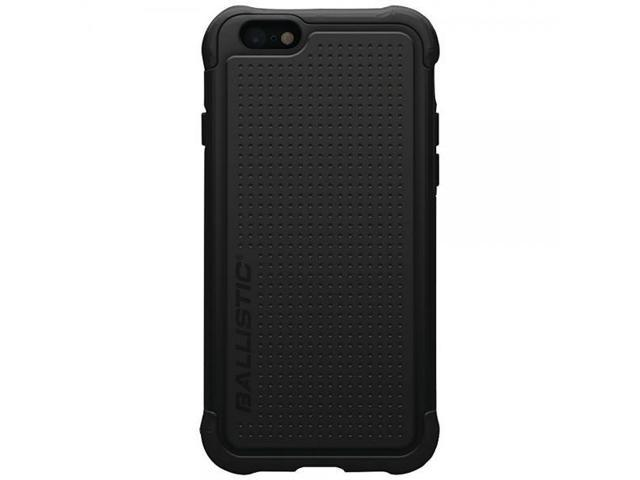 promo code d67dc 2ae0d Ballistic Tough Jacket Case for the Apple iPhone 6 and iPhone 6s - Retail  Packaging - Black - Newegg.com