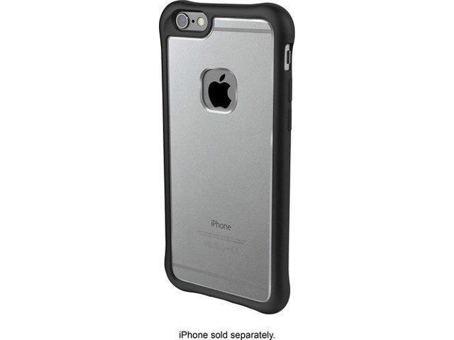 quality design 00cf7 4314f Apple iPhone 6/6S-Clear/Black Ballistic US1552-B14Y Tungsten Ultra Slim  Case - Newegg.com