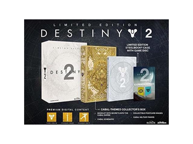 Destiny 2 - Xbox One Limited Edition