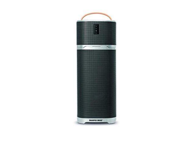Sharper Image Sbt5008gd Wireless Bluetooth Speaker With Subwoofer