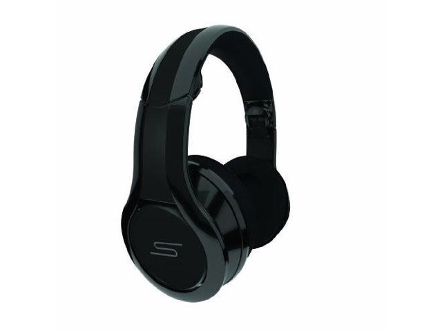 7ebe014e7aa SMS Audio STREET by 50 Cent Wired DJ Headphones - Black ...